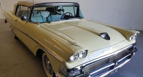 Classic Ford Fairlane Convertable for sale Brisbane