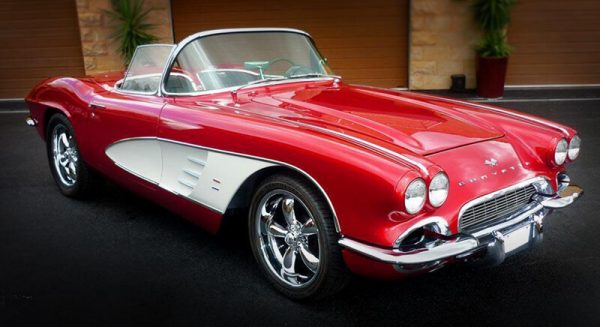 1961 Chevrolet Corvette for sale Brisbane