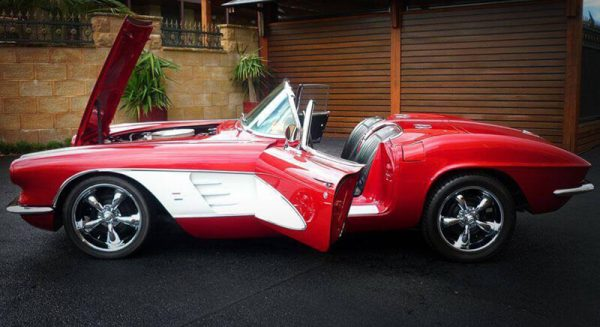 Classic Chevrolet Corvette for sale Brisbane