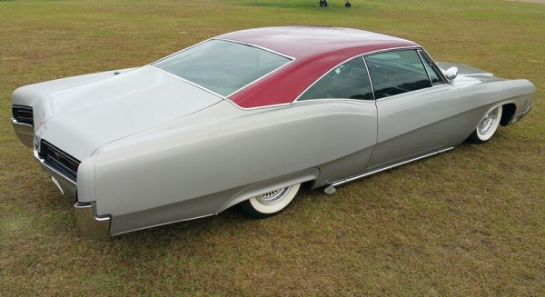 Side profile of 1967 Buick Wild Cat for sale in Brisbane