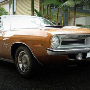 1970 Plymouth Barracuda 383 for sale in Australia