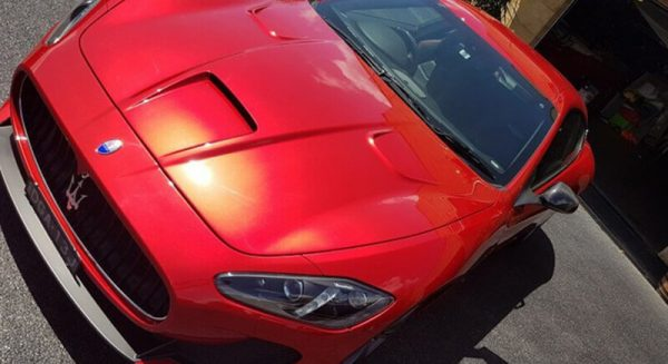 imported Maserati GranTurismo for sale in Brisbane