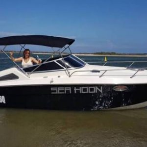Atomix 7500 boat for sale Brisbane