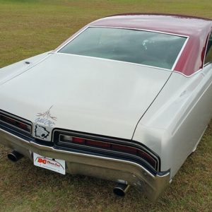 Rear view of 1967 Buick Wild Cat for sale in Brisbane