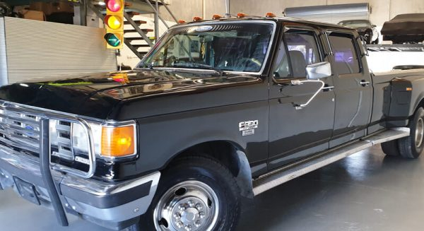 Classic Ford F350 for sale Brisbane