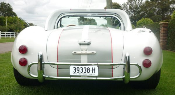 1966 Cobra 500 Attack for sale NSW