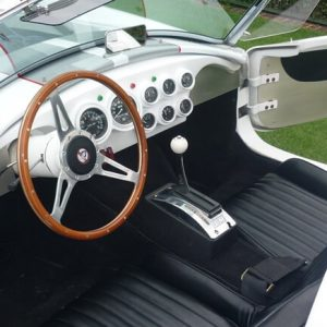Interior of 1966 Cobra 500 Attack car for sale in Brisbane