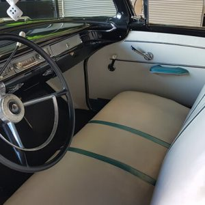 Interior of Ford Fairlane 500 for sale in Brisbane