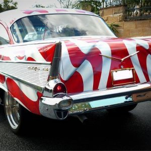 Stars and Stripes Chevrolet for sale Brisbane