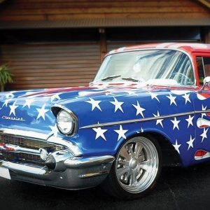 1957 Stars and Stripes Chevrolet for sale Brisbane