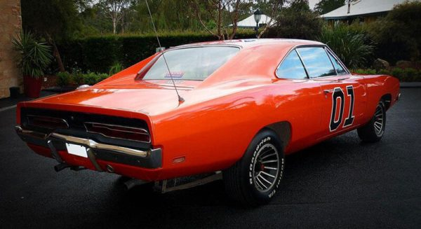 1969 Dodge Charger General Lee car for sale Brisbane