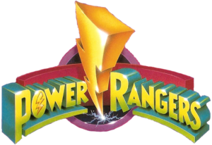 Road Rage Industries Power Rangers Logo