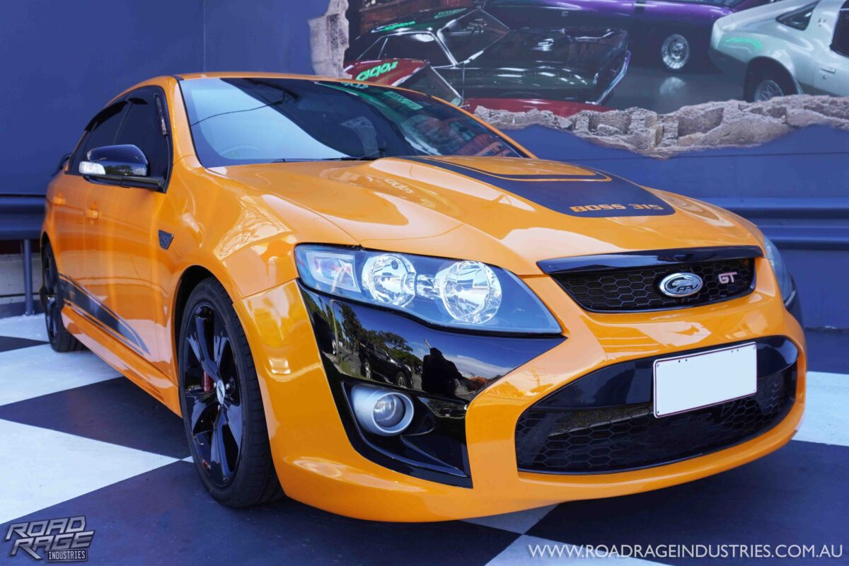 FPV GT Boss 315 Ford Falcon for sale 02